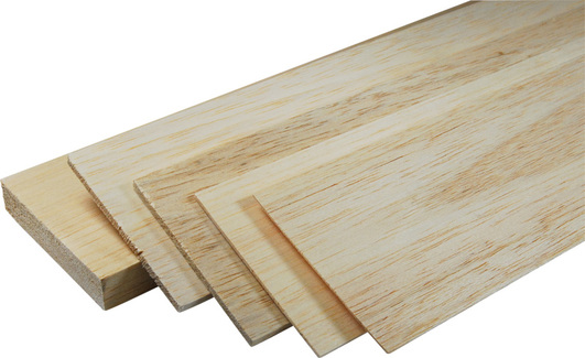 Balsa-sheet 2.5mm