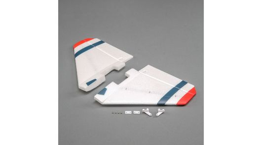 Horizontal Stabilizers: F-16 Thunderbird 70mm EDF