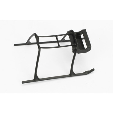 Landing Skid and Battery Mount: mCP X