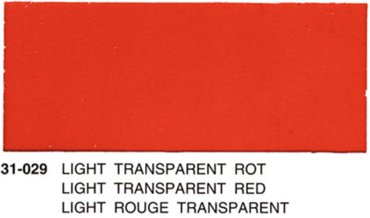 Oralight transparent rot