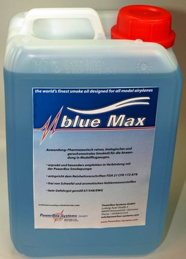 PowerBox Smokeöl Blue Max 3L