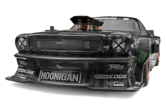 RS4 Sport 3 RTR 1965 Ford Mustang Hoonicorn