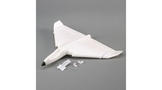 Replacement Airframe: Delta Ray One