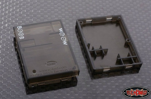 Replacement Case for Wireless Winch Receiver