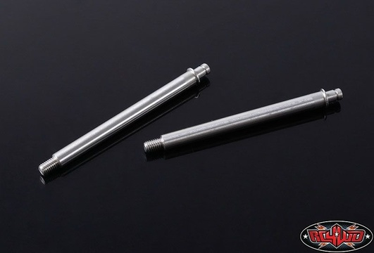 Replacement Shock Shafts for King Dual Spring Shocks (100mm)