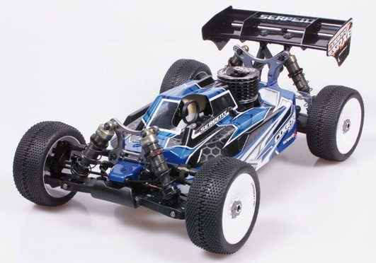 Serpent Cobra SRX8 EVO GP 1/8 4wd