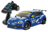 1:10 X10E BL VW Scirocco Waterproof RTR