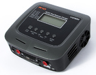B-Ware* Ladegerät AC/DC A10 DUO Charger 200W (10A), 2x 1-6S LiPo/LiHV, 1-15 NiMH (original Karton fehlt)