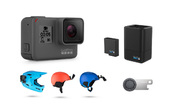 GoPro HERO5 Black Family Holiday Bundle Action Cam