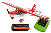 MODSTER Super Decathlon ARTF Combo Plus inkl. LiPo und MODSTER 50 Charger