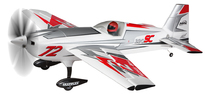 RR EXTRA 330 SC silber/rot 1150 mm designed by Gernot Bruckmann